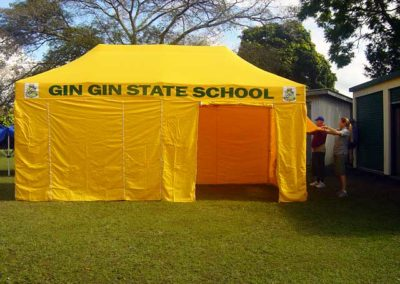 Gin Gin State School Tent